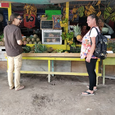 Maria's Fruit Stand