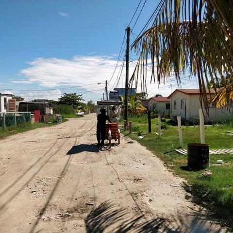 November in Belize