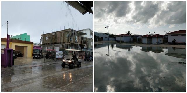 Rainy Belize Weather