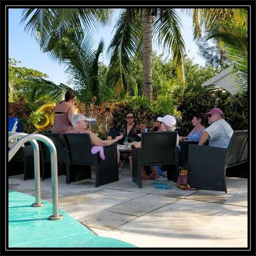 San Pedro Fitness Club Pool Party