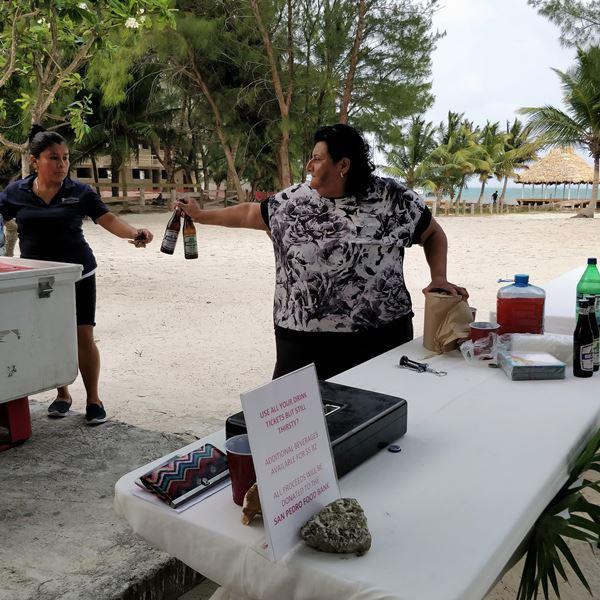 Taste of the Caye Food Festival