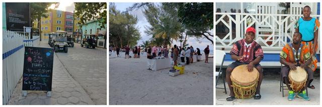 Taste of the Caye food event San Pedro Belize