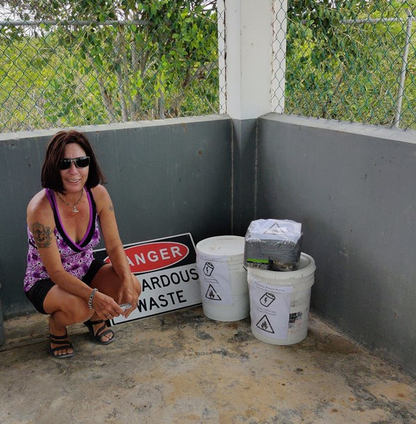 Countrywide Recycling in Belize