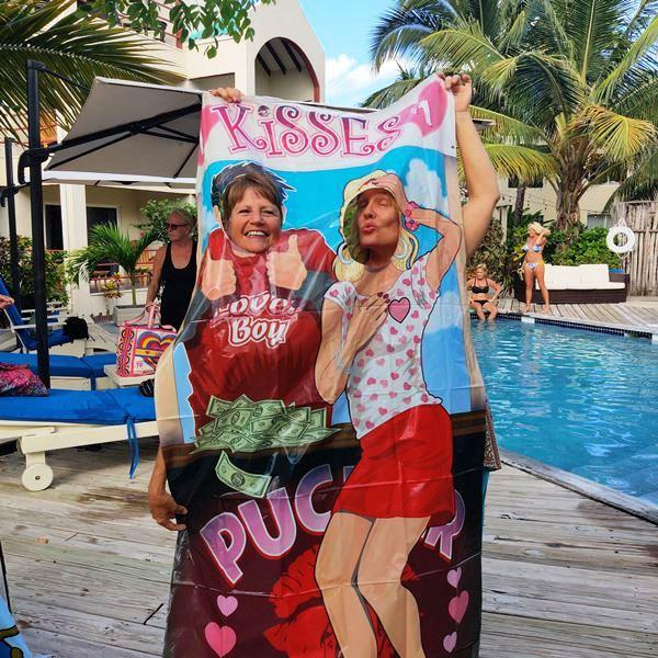 Pool party San Pedro