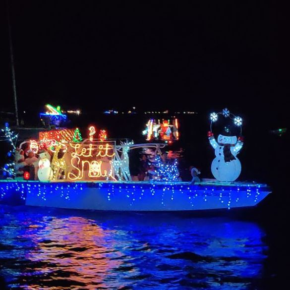 San Pedro Holiday Boat Parade