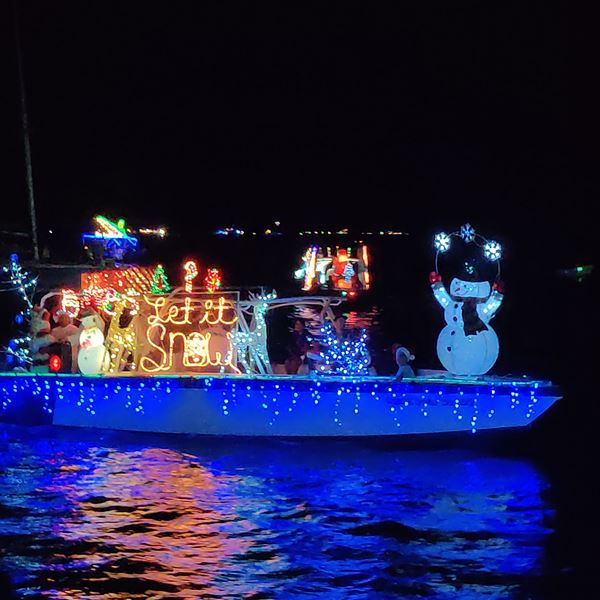 San Pedro Holiday Boat Parade
