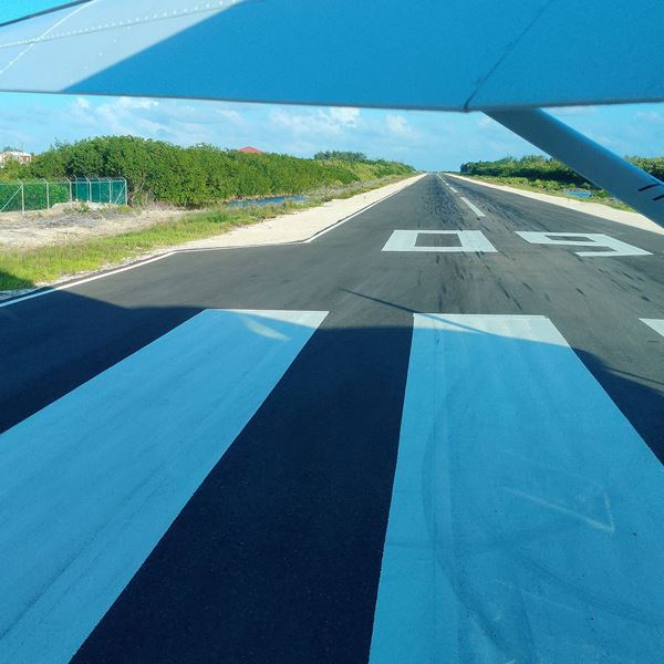 Belize Airline News New runway and Caye Caulker Terminal