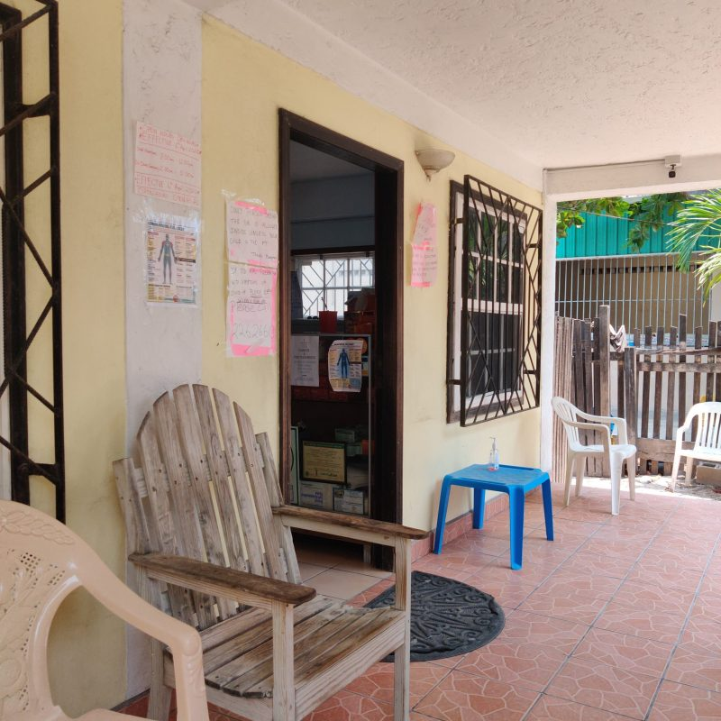 Doctor and Dentist Office Ambergris Caye