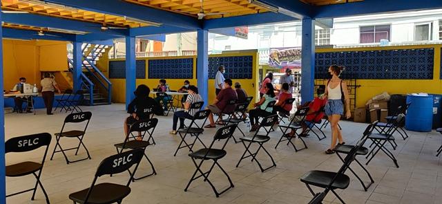 Covid Vaccine San Pedro Belize