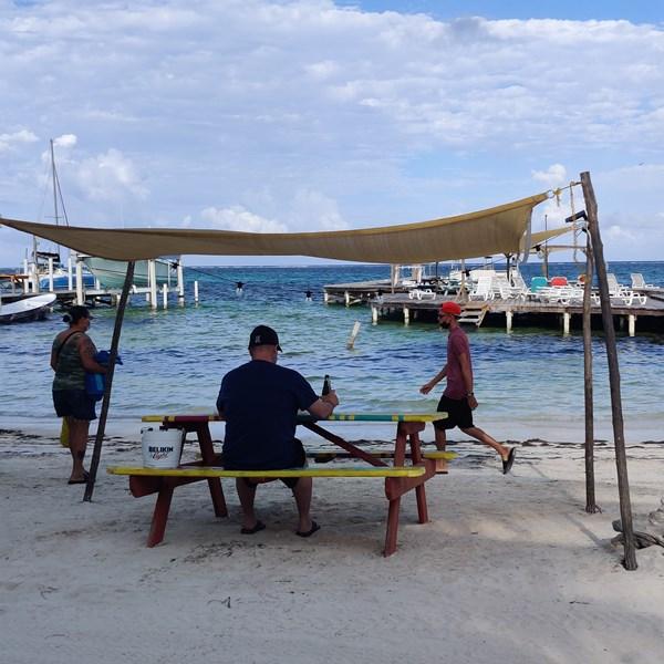 Boca del Rio Beach Belize