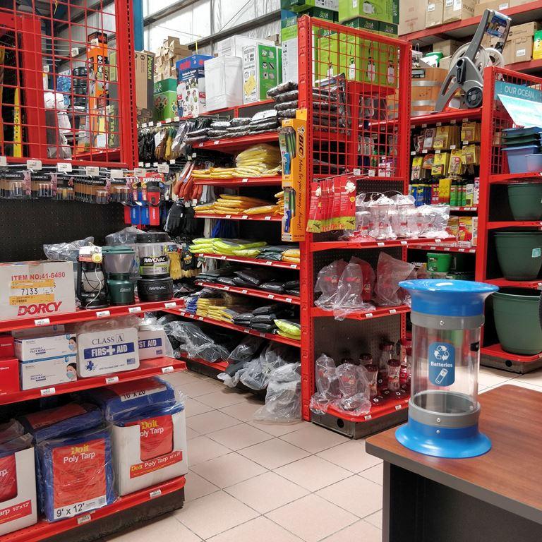 hardware store ambergris caye