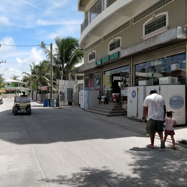 grocery store ambergris cayebelize