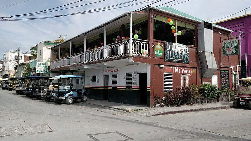 iguana juan's restaurant