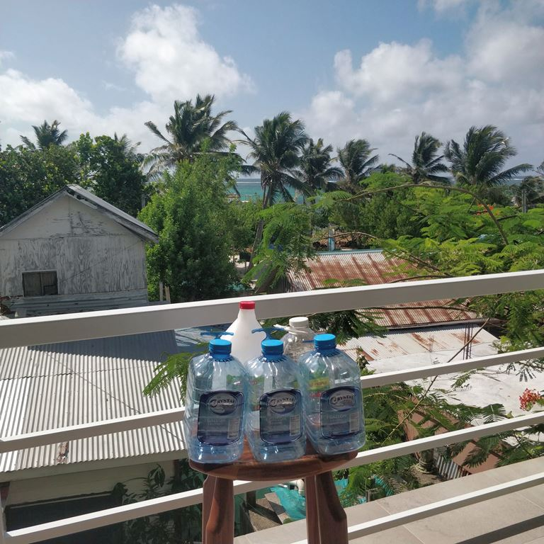 containers for recycling in belize
