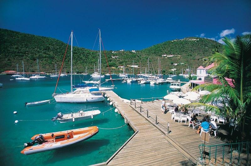 sailing british virgin islands