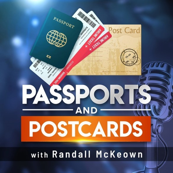 passports and postcards travel podcast
