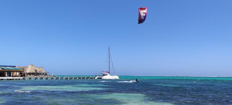 kitesurfing san pedro