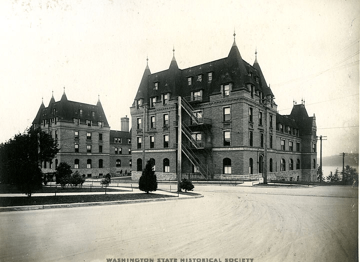 Tacoma High School 1908
