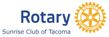 Rotary Sunrise Club of Tacoma