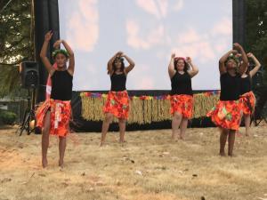 Hearts for Kids Samoan dance