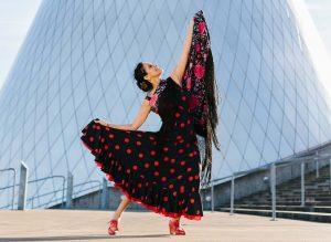 Marisela Fleites flamenco