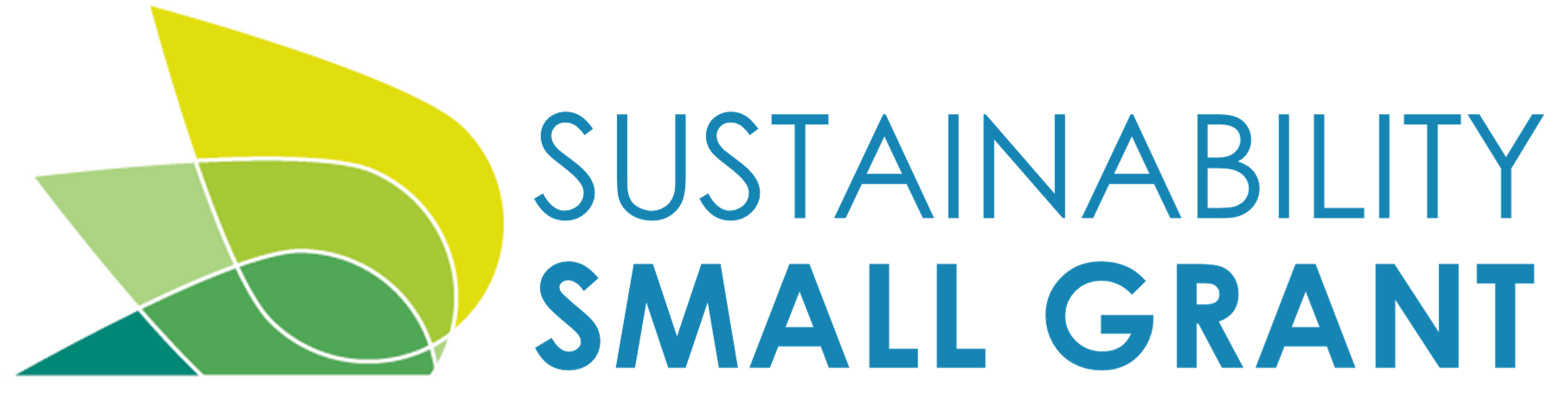 Sustainability Small Grant Logo