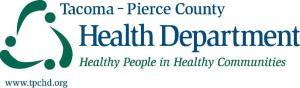 Tacoma Pierce County Health Department logo
