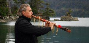gary stroutsos eagle flute