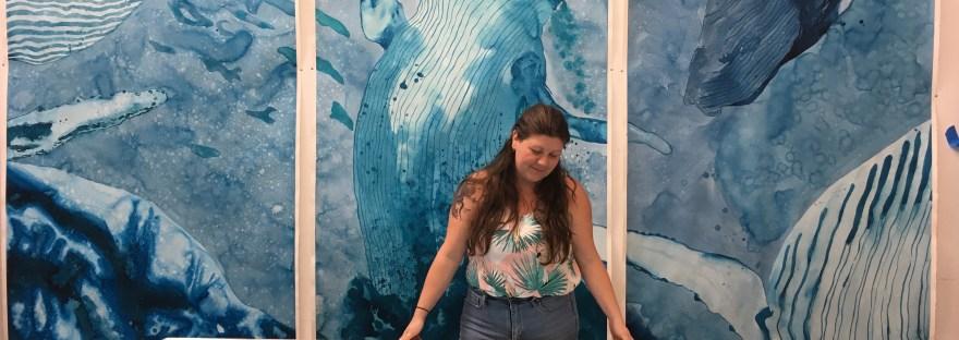 lauren boilini and paintings
