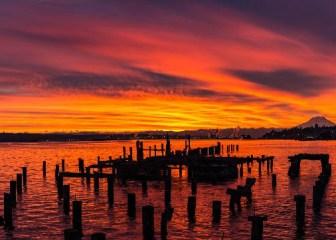 fergus hyke sunset panorama