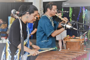 miho + diego percussion