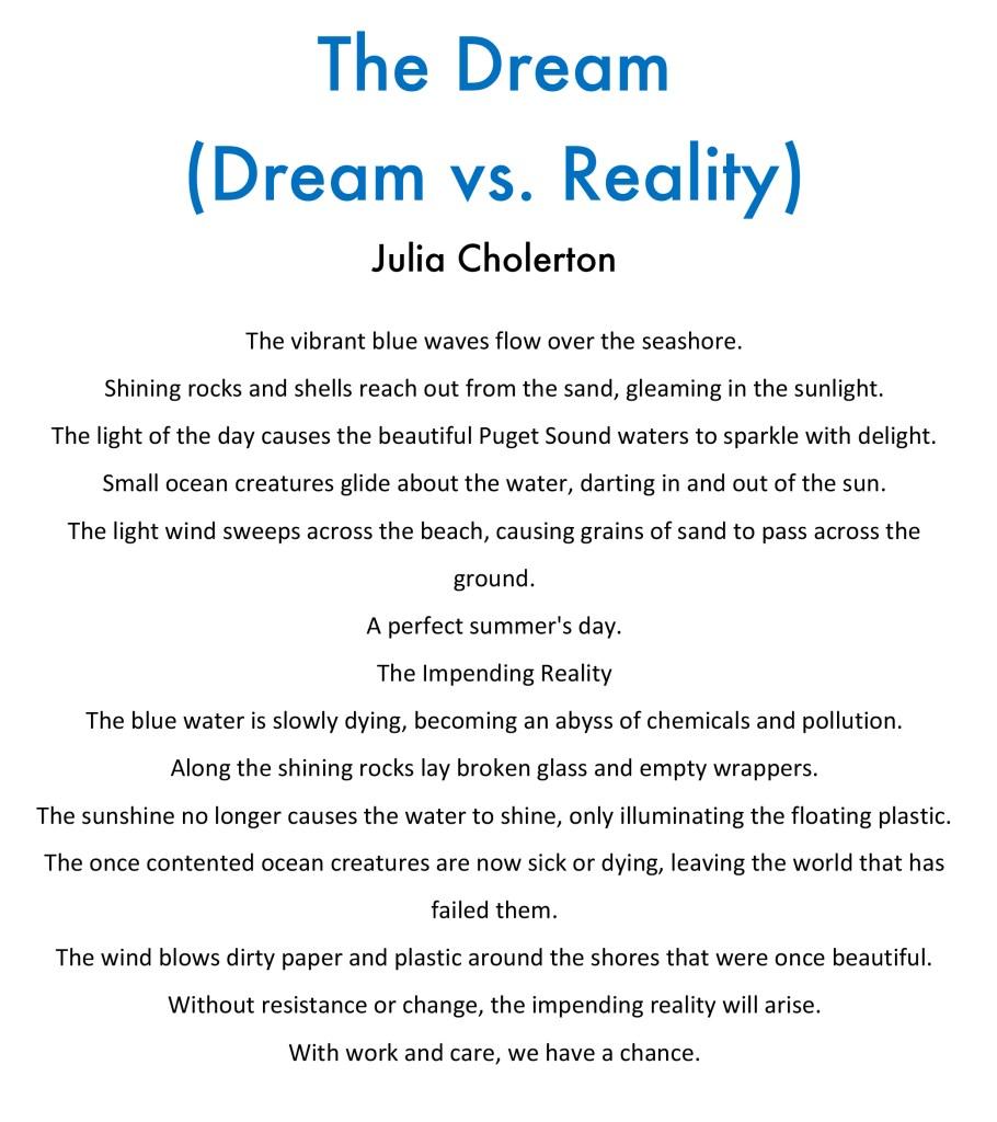 the dream poem