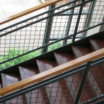UWT Library Steps