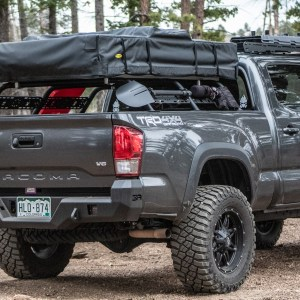 Tacoma Bed Racks