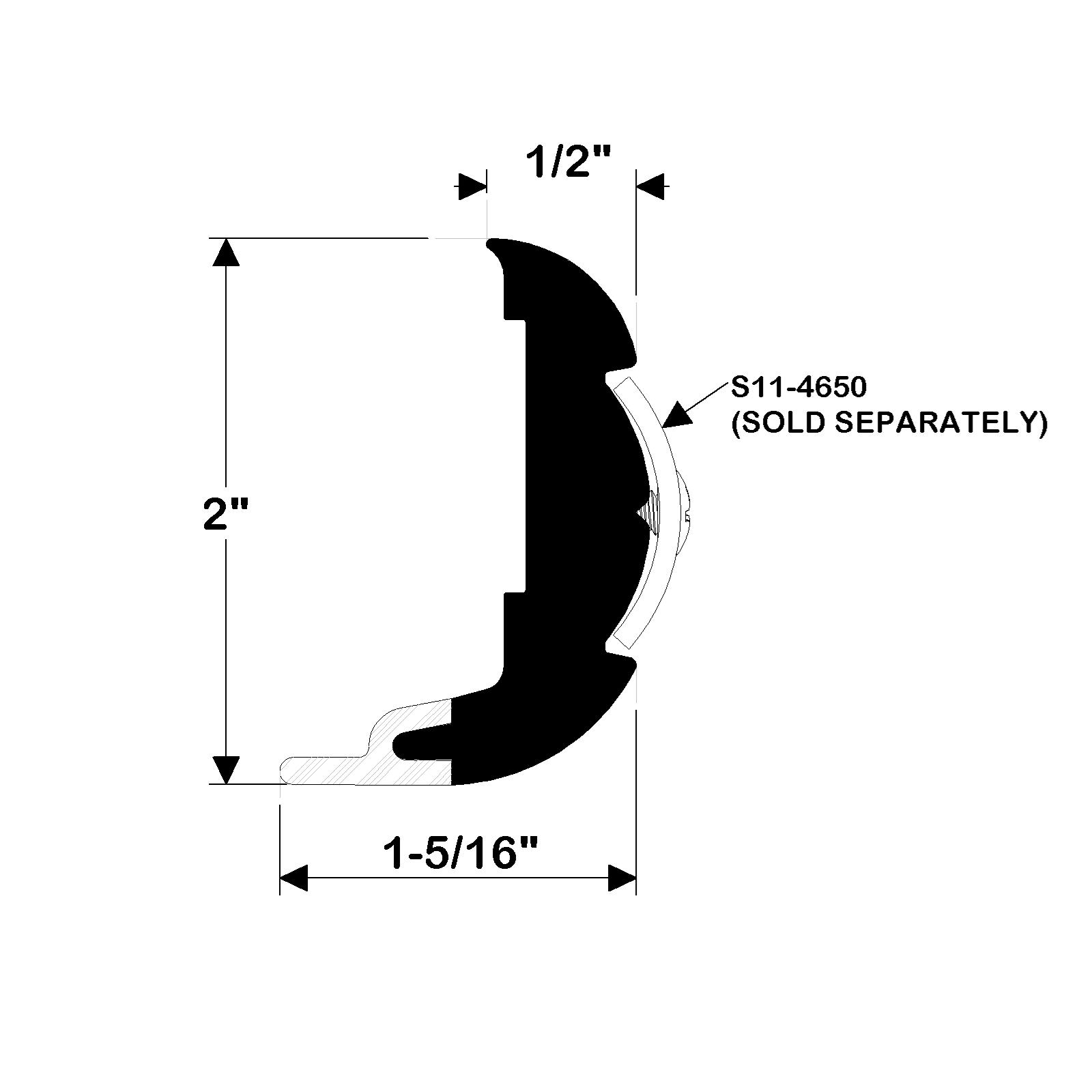 Taco Marine V21