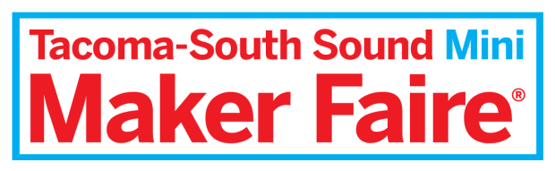 Tacoma-South Sound Mini Maker Faire logo