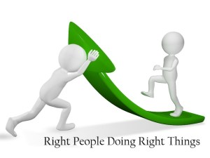Right People Right Things