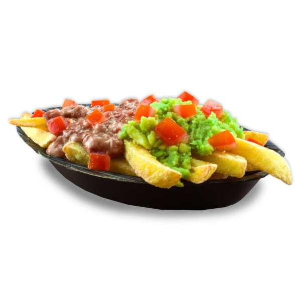Deep Green Fries