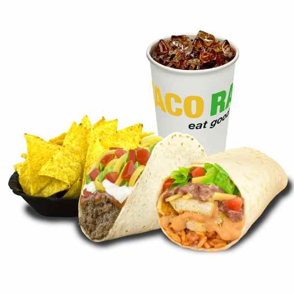 Burrito Meal