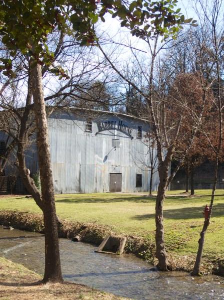 A pilgrimage site for Jack Daniel fans