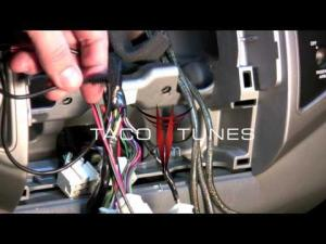 How to install Steering Wheel Controls to work with new