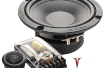Image Dynamics CTX65CS Component Speakers