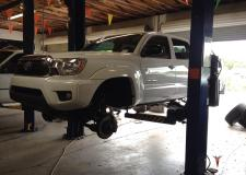 Toyota Camry Double Cab BDS Suspension Lift Kit (10)