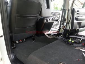 2014 Toyota Tunda Stereo Amp Subwoofer Installation San Antonio
