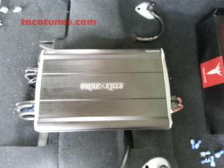 2014 Toyota Tundra Stereo Amp Subwoofer Installation San Antonio (15)