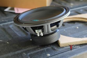 Toyota Camry Ported Subwoofer box 2007-2013