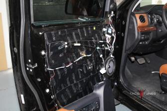 Toyota Tundra Stereo Installation San Antonio TX