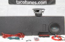 Toyota Tundra Subwoofer Amplifier Turnkey Package