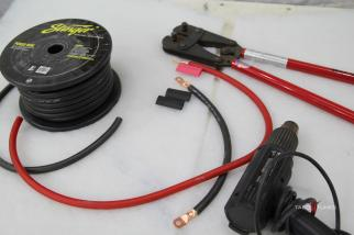 Toyota Tundra CrewMax 2014 TSS Offroad Stereo Installation San Antonio TX