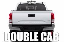 Toyota Tacoma Double Cab Audio Products